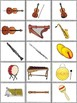 Instruments of the Orchestra 4 Corners