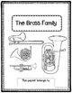 Instruments of the Orchestra, Brass Family