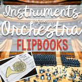 Instruments of the Orchestra Flipbook