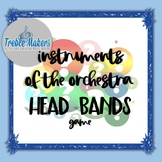 Instruments of the Orchestra Headbands Game