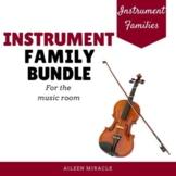 Instruments of the Orchestra Mega-Set Bundle