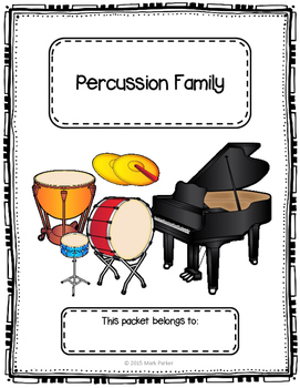 Instruments of the Orchestra - Percussion Family