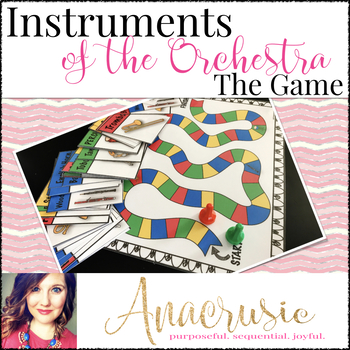 Instruments of the Orchestra - The Game!