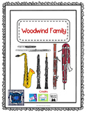 Instruments of the Orchestra, Woodwind Family