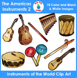 Instruments of the World - The Americas Instruments Set 2