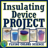 STEM Insulator Device Design (and build!) Challenge Project Activity MS-PS3-3