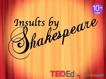 Insults by Shakespeare