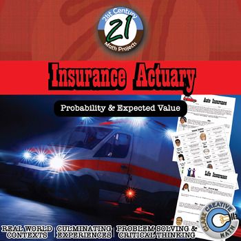 Insurance Actuary -- Expected Value Project