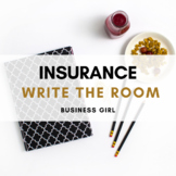 Insurance QR Code Scavenger Hunt