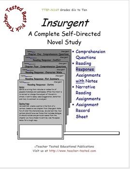 Insurgent: A Complete Novel Study