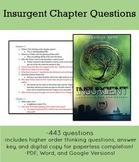 Insurgent Chapter Questions (Divergent Sequel)-443 Questions
