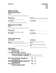 Intake Form (Documents for Private Practice)