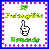 Intangible Reward List