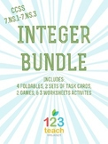Integer Activity Bundle