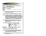 Integer Addition - Integer Games for Middle School