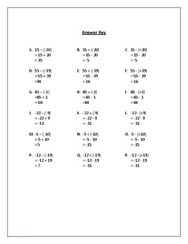 Integer Addition And Subtraction Worksheet The best worksheets image additionally Adding and Subtracting Integers Calculator likewise Adding and Subtracting Integers Worksheets besides Math Daily Revision Worksheets   Integers   Addition   Subtraction also Integer Addition and Subtraction Worksheet by Sang Moo Lee   TpT as well Integer Addition and Subtraction  Range  10 to 10   A further Integer Operation Worksheets additionally KateHo » Positive Negative Integer Addition Subtraction Rule Summary as well Money Worksheets Dividing Pound Sterling Amounts Size Adding further  further Integers Worksheets   Dynamically Created Integers Worksheets additionally Integer Addition and Subtraction Worksheet ly Subtractions besides Free 6th Grade Integer Worksheets Addition And Subtraction Range To as well And Subtraction Worksheets For Subtracting   Adding 10 besides Adding and Subtracting Integers Worksheets in addition addition and subtraction drill worksheets – tusfacturas co. on integer addition and subtraction worksheet