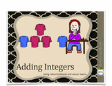 Integer Addition with Soccer Teams: A Differentiated Video Lesson  with Notes