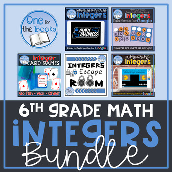 Integer Basics Bundle