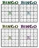 Integer Operations Bingo - Math Review Game