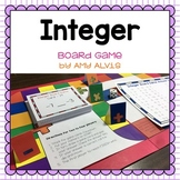 Integer Board Game Math Game Computation Review Game