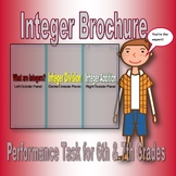 Integer Brochure