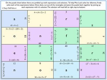 Integer Bundle: Ordering, Adding, Subtracting, Multiplying & Dividing Integers