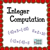 Integer Computation
