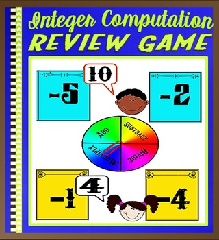 Integer Computation Review Game
