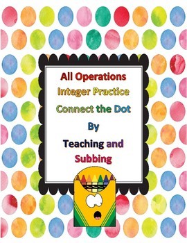 Integer Connect the Dots