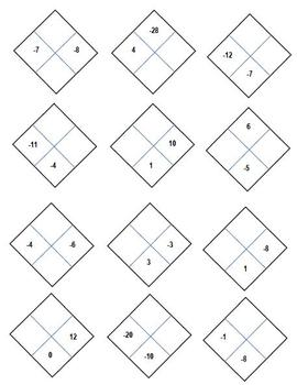 Worksheet Works Multiplication Math Mazeets Work Diamond Problems ...