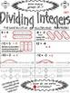 Integer Division Doodle Notes