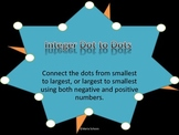 Integer Dot to Dots