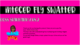 Integer Fly Swatter