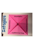 Integer Folding paper (Marzano strategy)