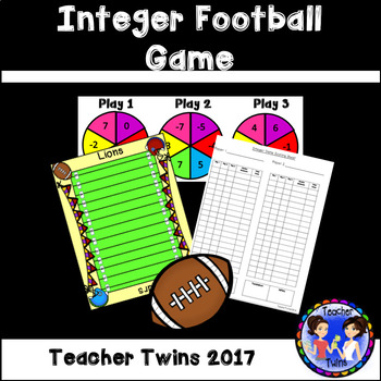 Integer Football Game