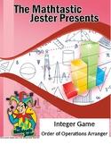 Integer Game - Order of Operation Arranger