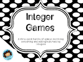 Integer Games