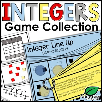 Integer Centers and Games