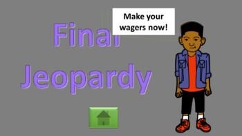 Integer Jeopardy