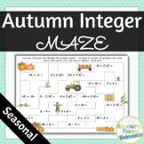 Integer Maze All Operations