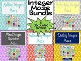 Integer Maze Bundle: 5 Mazes for 20% OFF!!