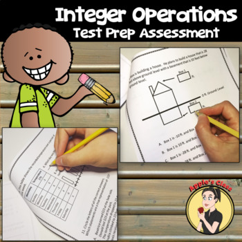 Test Prep Integer Operations