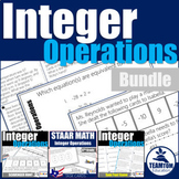 Integer Operations Bundle