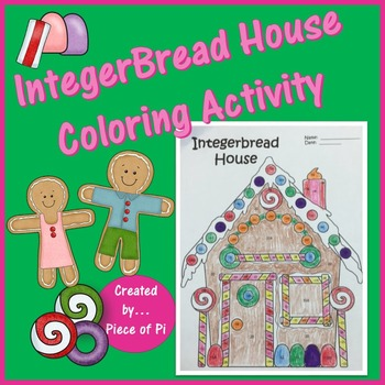 Integer Operations Coloring Activity