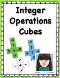 Integer Operations Cubes