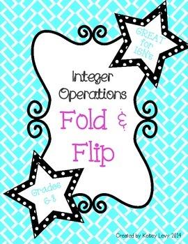 Integer Operations Fold & Flip