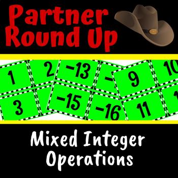 Integer Operations Partner Round Up