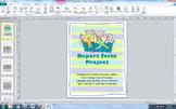 """Integer Operations Project- """"Report Form"""""""
