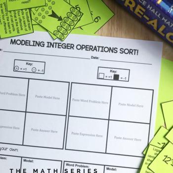 Modeling Integer Operations Sort!