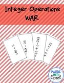 Integer Operations War